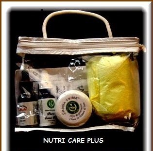 Organically Made All-In-One Skin Care Set, Natural Face M...