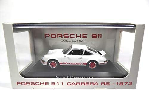 Atlas Porsche 911 Carrera Rs 1973 Weiß1 43 Ref 4002 Spielzeug