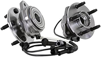 Amazon Com Dta Front Wheel Bearing Hub Assemblies Nt515003 X2 Pair Brand New Fit 1995 2001 Ford Explorer 4wd Awd 1997 2001 Mercury Mountaineer 4wd Awd 2001 2009 Ford Ranger 4wd Mazda B3000 B4000 4wd Automotive