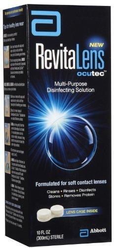 Blink RevitaLens Multi-Purpose Disinfecting Solution 10 Ounces