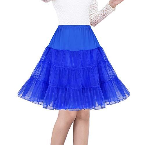 (Women's 50s Vintage Petticoat 26