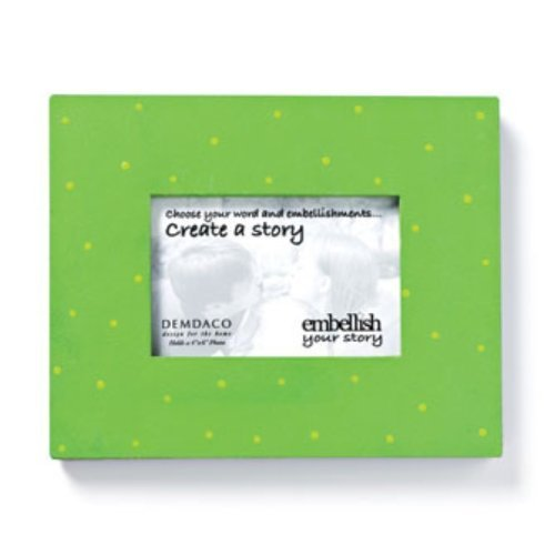 Embellish Your Story Green Magnetic Frame by Embellish Your Story by Roeda (Image #1)