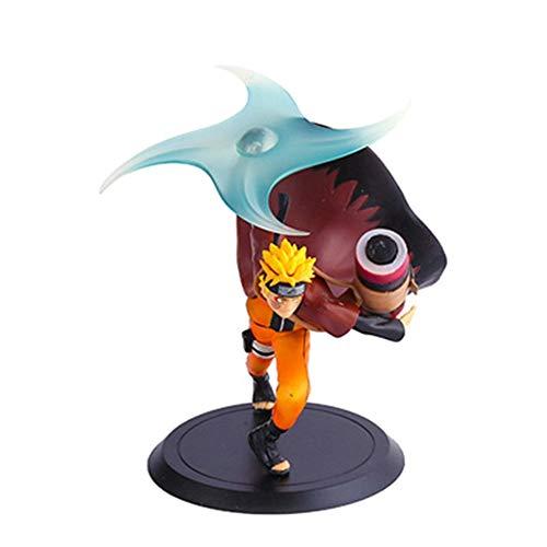 Apehuyuan Anime Naruto Shippuden Uzumaki Naruto Vinyl Figure Sennin Mode Statue Action Collectible Figure Toys