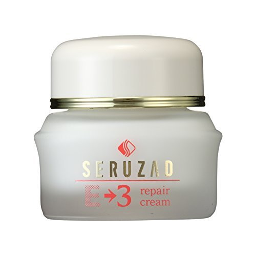 Cell Zard US Cream R E to 3 Medicated Moisturizing Cream, 28g Quasi-drug and Odorless and Colorless, Vitamin E Derivative guritiruritin Acid K Hyaluronic Acid Yeast Extract souhakuhiekisu Soybean Ferment Extract