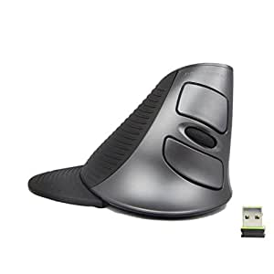 J-Tech Digital Scroll Endurance Wireless USB Mouse with Adjustable Sensitivity (600/1000/1600 DPI)