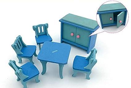 Mobili Per Casa Delle Bambole : Udane decorazioni per accessori per casa delle bambole set