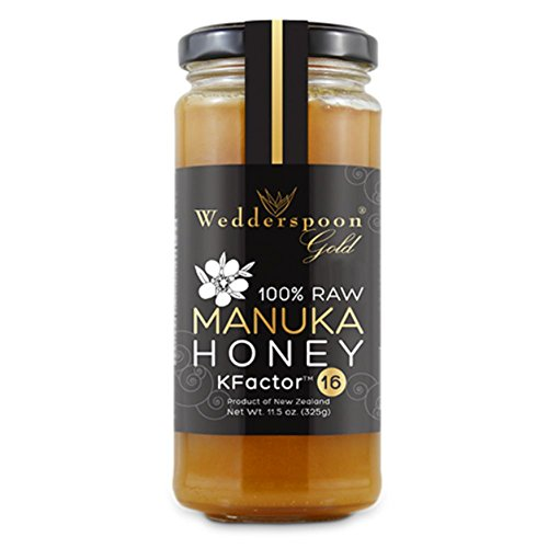 Wedderspoon Manuka Honey KFactor Ounces product image