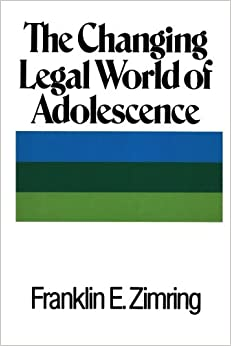 image for The Changing Legal World of Adolescence