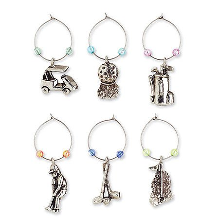 Nineteenth Hole - My Glass™ Charms -83-026 by EPIC