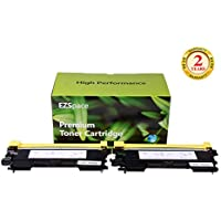 EZSpace Compatible TN450 TN-450 TN420 TN-420 Toner Cartridge Replacement High Yield (Black, 2 Pack) for Brother TN450 TN420 Use for HL-2270DW HL-2280DW HL-2230 HL-2240D MFC-7360N MFC-7860DW DCP-7065DN