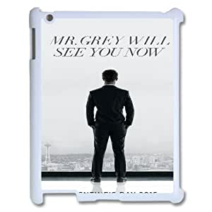 Fggcc 50 Shades of Grey Case for Ipad 2,3,4,50 Shades of Grey Ipad 2,3,4 Cell Phone Case (pattern 7)