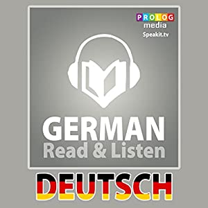 German Phrase Book Audiobook