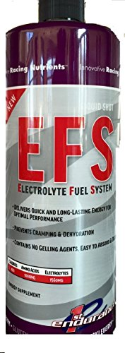 2016 First Endurance EFS Liquid Shot 32oz, 907g Mountain Huckleberry
