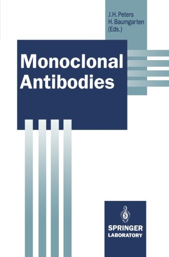 Monoclonal Antibodies (Springer Lab Manuals)