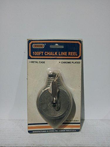 Metal Case Chalk Reel - 1