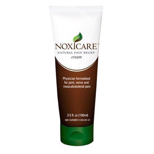 Noxicare - Natural Pain Relief Cream - 3.5 oz. by Noxicare
