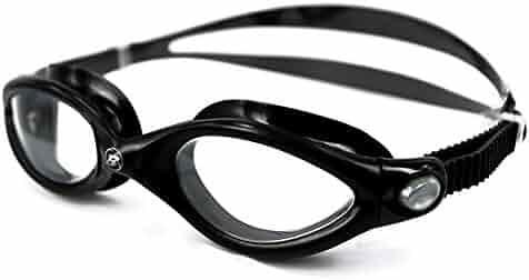 dd087b0c58b Barracuda Junior Swim Goggles AQUALIGHTNING JR - Curved Lenses Streamline  Design