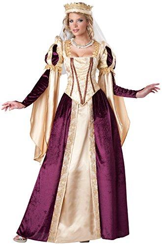 InCharacter Renaissance Princess Adult Costume