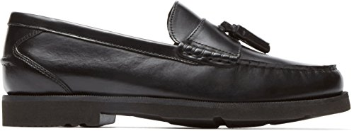 Rockport Men's Modern Prep Tassel Shoes, Size: 9 D(M) US, Color: Black -
