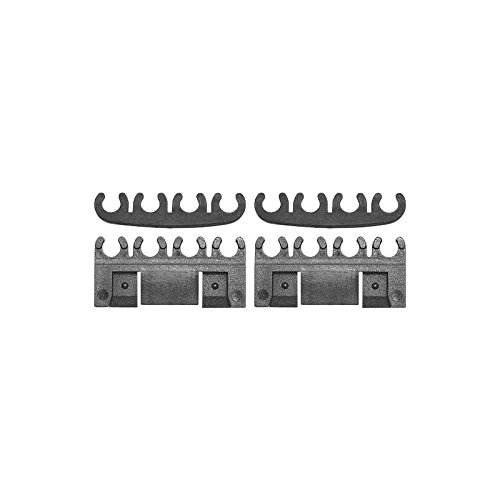 8496 Spark Plug Wire Separator Set - 4 Pieces - V8 - Ford (1958 4 Piece)
