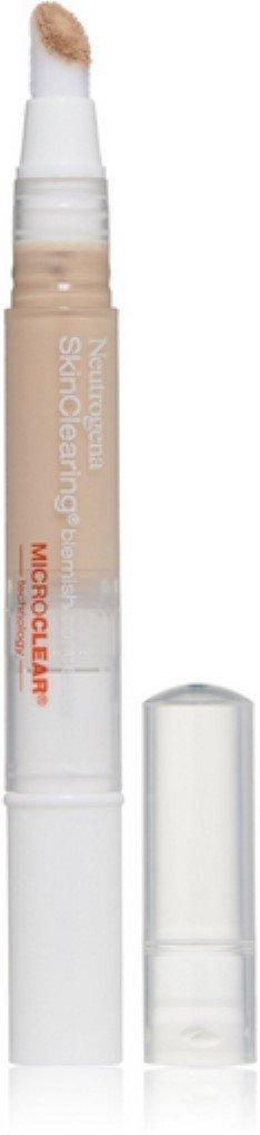 Neutrogena SkinClearing Blemish Concealer, Fair [05], 0.05 oz (12 Pack)