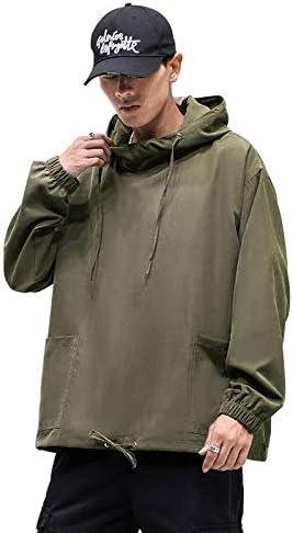 マウンテン パーカー メンズファッション ライトアウター 防風 機能性 通気性 軽い 薄い 大きいサイ おしゃれ 無地 秋 冬