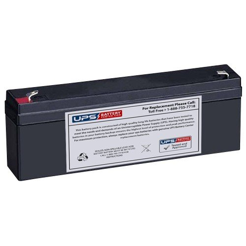 Battery Lead Acid Sealed 26ah (12V 2.6Ah Sealed Lead Acid Rechargeable Replacement Battery with F1 0.187