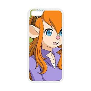 iphone6s 4.7 inch Phone Case White Chip 'n Dale Rescue Rangers Gadget Hackwrench TYI3988274