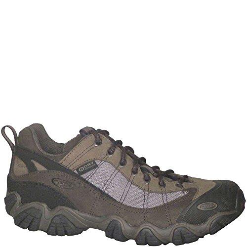Oboz Mens Firebrand II Umber Brown Nubuck Shoes 43 EU