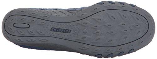 De Unido 2 5 fácil Mujer Viva 5 Aliento Ee 5 Skechers city Shoe uu Casual Reino Pizarra qBaSp18Sxw
