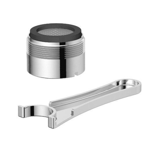 Danze DA613074NBR Junior Male Faucet Aerator Kit with Spray Flow Pattern, 1.0 GPM, Tumbled Bronze
