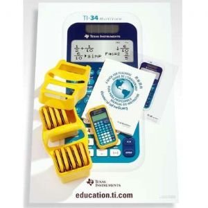 Ti 34 Multi View Teacher Kits by Texas Instruments