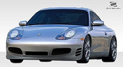 1999-2001 Porsche 996 1997-2004 Boxster (986) Duraflex Turbo Look Front
