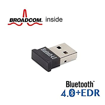 DRIVER FOR BROADCOM BLUETOOTH 4.1 USB ADAPTER