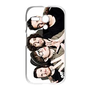 Motorola Moto G phone cases White Fall out boy Phone cover PQS5160821