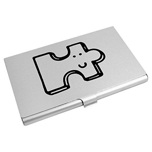 Card Credit Holder Card Wallet Business 'Jigsaw Piece' Azeeda CH00014420 OxqaYSc