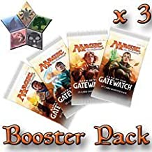 3 (Three) Packs of Magic: the Gathering - MTG: Oath of the Gatewatch Booster Pack Lot (3 Packs) by Magic: the Gathering