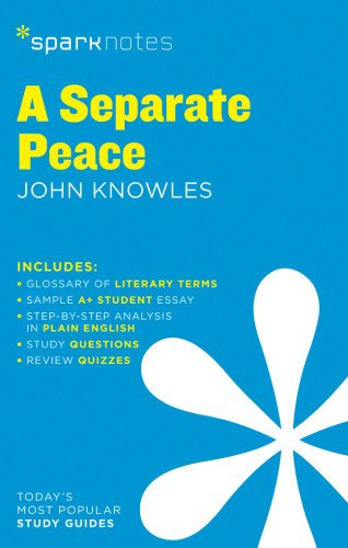 a-separate-peace-sparknotes-literature-guide-sparknotes-literature-guide-series