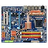 GIGABYTE GA-X48-DS5 LGA 775 Intel X48 ATX Intel Motherboard