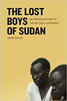 Lost boys of sudan book