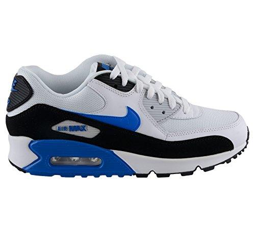 Nike Men's Air Max 90 Essential Trainers White