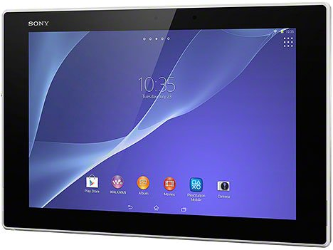Xperia Z2 Tablet SOT21(ブラック)