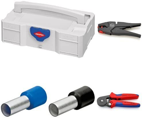 KNIPEX 97 90 00 LE TANOS MINI-systainer/® leer