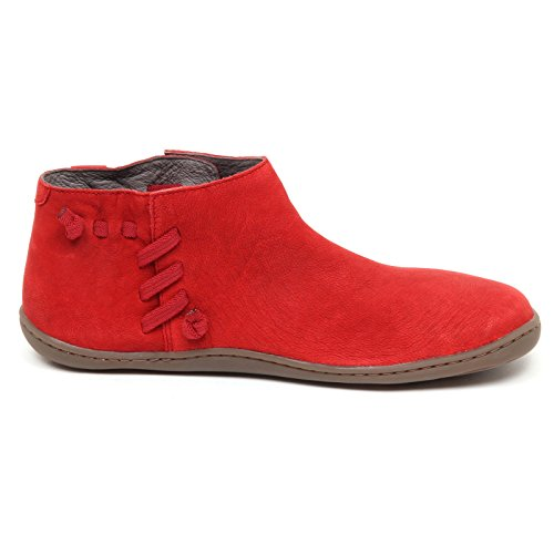 CAMPER D8862 (Without Box) Scarpa Donna RUGGINE Scarpe Orange Rust Shoe Woman arancione ruggine