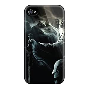 Protection Cases For Iphone 4/4s / Cases Covers For Iphone(dark Souls)