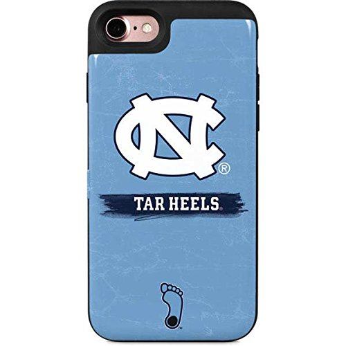 36abf7bb8b9ffd Image Unavailable. Image not available for. Color  University of North  Carolina iPhone 8 Case ...