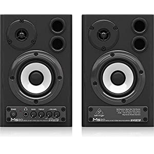 Behringer MS20 24-Bit/192 kHz Digital 20-Watt...