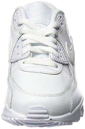 nike air max 90 ltr gs zapatillas unisex niños