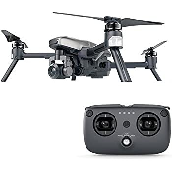 Walkera VITUS 320 5.8G Wifi FPV Quadcopter Foldable 3 Axis Gimbal 4K HD Camera RC Camera Drone Obstacle Avoidance AR Games