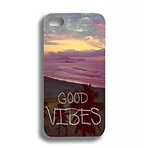 Mini - Elonbo J1C Colorful Cloud Case Cover for iPhone 5/5S